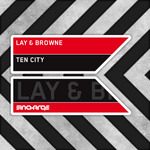 LAY & BROWNE - Ten City (Front Cover)