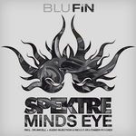 SPEKTRE - Minds Eye (Front Cover)