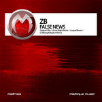 ZB - False News (Front Cover)