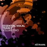 VARIOUS - Essential Vocal Trance Volume Two (Front Cover)