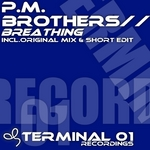 PM BROTHERS - Breathing (Front Cover)