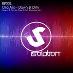 ALIO, Oila - Down & Dirty (Front Cover)