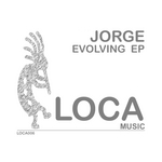 JORGE - Evolving (Front Cover)