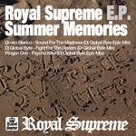 BLANCO, Cesko/DJ GLOBAL BYTE/PROGEN ONE - Summer Memories EP (Front Cover)