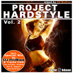 DJ MORISE/VARIOUS - Project Hardstyle Vol 2 (mixed by DJ MoRise) (unmixed tracks) (Front Cover)