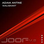 ANTINE, Adam - Malignant (Front Cover)