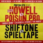 HOWELL, Derek/SHIFTONE - Proton GTR 01 (Front Cover)