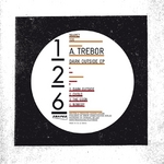 A TREBOR - Dark Outside EP (Front Cover)