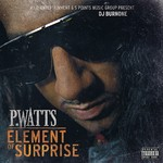 P WATTS - Element Of Surprise (Front Cover)