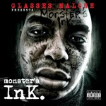 GLASSES MALONE/VARIOUS - Monster's Ink (Front Cover)