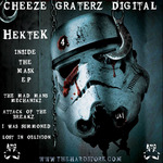 CHEEZE GRATERZ DIGITAL/HEKTEK - Cheeze Graterz Digital 4 (Front Cover)