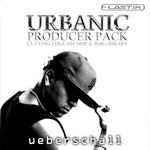 UEBERSCHALL - Urbanic Producer Pack (Sample Pack Elastik Soundbank) (Front Cover)