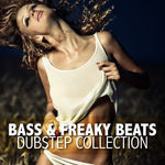 VARIOUS - Bass & Freaky Beats - Dubstep Collection (Front Cover)