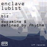 ENCLAVE - Lubist (Front Cover)