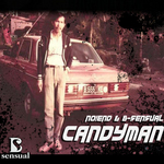 B-SENSUAL/NO!END - Candyman (Front Cover)