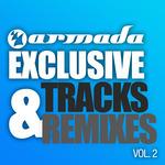 VARIOUS - Armada Exclusive Tracks & Remixes Vol 2 (Front Cover)