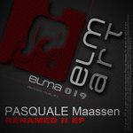 PASQUALE MAASSEN - Renamed II EP (Front Cover)