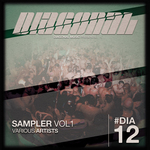 VARIOUS - Sampler Vol 1 (Front Cover)