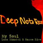 BINATTI, Luca & MARCO RIVE - My Soul (Front Cover)