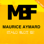 AYMARD, Maurice - Italo Slot EP (Front Cover)