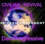 DAMPROGRESSIVE - Civilian revival (Front Cover)