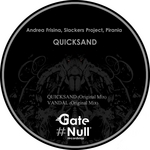 FRISINA, Andrea/SLACKERS PROJECT/PIRANIA - Quicksand (Front Cover)