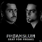FREAKSLUM - Beat For Freaks (Front Cover)