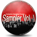 ECLECTRIX & SLOMOTIF/GEEV3S/TRIADIC - Outersphere Sampler Vol 1 (Back Cover)