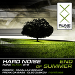 HARDNOISE - End Of Summer (Front Cover)