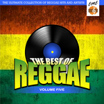 VARIOUS - Best Of Reggae Volume 5 (Front Cover)