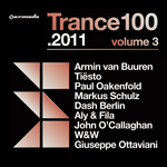 VARIOUS - Trance 100 2011 Vol 3 (Front Cover)