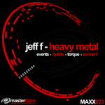 JEFF F - Heavy Metal (Front Cover)
