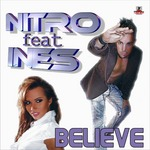 NITRO feat INES - Believe (Front Cover)