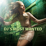 VARIOUS - DJ's Most Wanted (Front Cover)