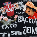 USUALSUSPECTBRO FEAT BACKIA & TATO - Ti Shi Zeim (Dirty Dub Mix) (Front Cover)