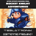 TESLATRONIK/DISTORTED FREQUENCY - Rocket Knight Adventures (Front Cover)