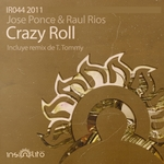 PONCE, Jose/RAUL RIOS - Crazy Roll (Front Cover)