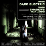 DARK ELECTRIC feat JAYDE - Shadows (Front Cover)