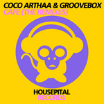 COCO ARTHAA/GROOVEBOX - Cafe (The Remixes) (Front Cover)