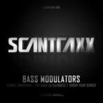 BASS MODULATORS - Scantraxx 063 (Front Cover)