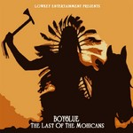 BOY6LUE - The Last Of The Mohicans EP (Front Cover)
