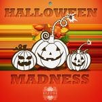VARIOUS - Halloween Madness (Front Cover)