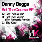 BEGGS, Danny - Set The Course EP (Front Cover)