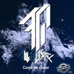FILL RUSTY - Come On Closer EP (Front Cover)