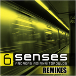 AGIANNITOPOULOS, Andreas - 6 Senses (remixes) (Front Cover)