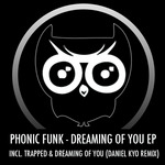 PHONIC FUNK - Dreaming Of You EP (Front Cover)