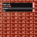 SNATT & VIX - Loco Motion (Front Cover)