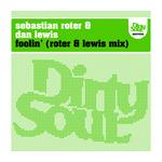 ROTER, Sebastian/DAN LEWIS - Foolin' (Front Cover)