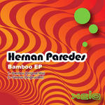 PAREDES, Hernan - Bamboo EP (Front Cover)