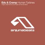 EDU & CRAMP - Human Turbines (Front Cover)